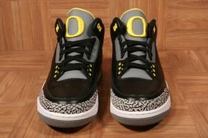 ShoeZeum May - J3 Oregon Black
