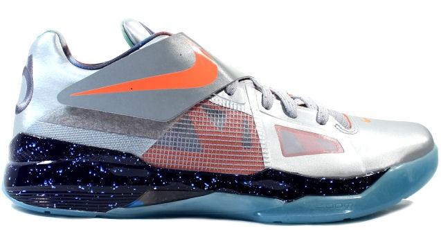 Nike Zoom Kd Iv Galaxy Ebay | International College of ...
