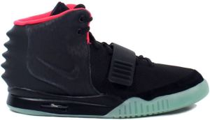 3ff015070 Nike-Air-Yeezy-2-NRG-Black-Solar-Red